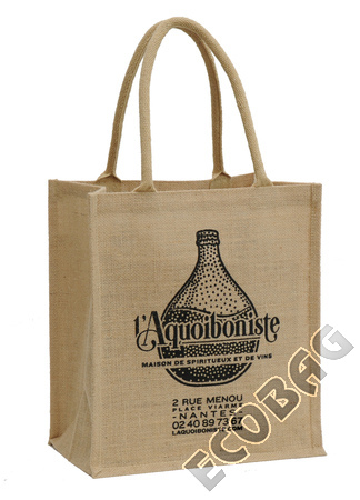 Sales of  Jute bags for 6 bottles