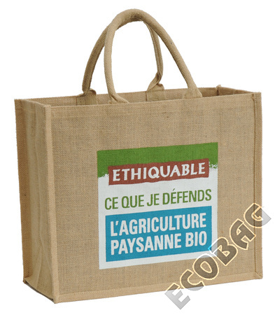 Sales of Sacs en jute Magasin Bio