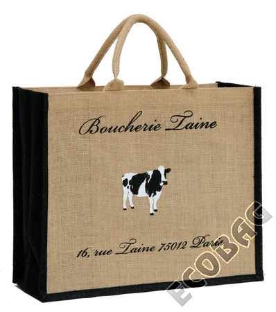 Sales of Sacs en jute Boucheries / Charcuteries