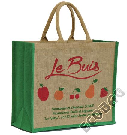 Vente de Sacs en jute Magasins Fruits et Légumes