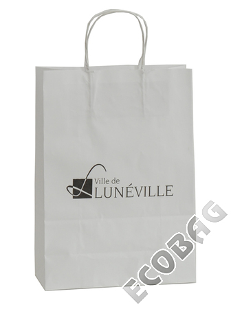 Sales of Paper kraft bags with your logo