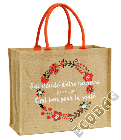 Vente de Sacs jute Citations