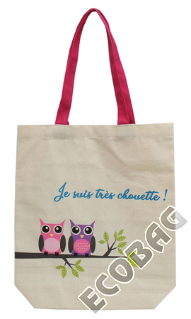 Sales of Positive Messages on your cotton bag