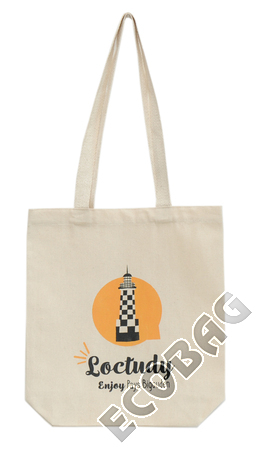 Sales of Tourism cotton totebag