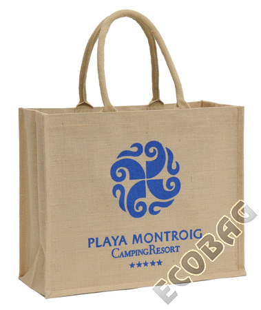 Sales of Sac jute Tourisme