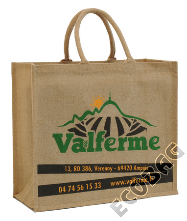 Sales of Sacs en jute Fermes