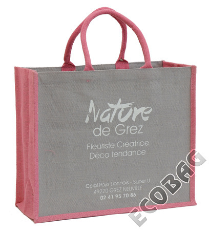 Sales of Sacs Jute Fleuriste