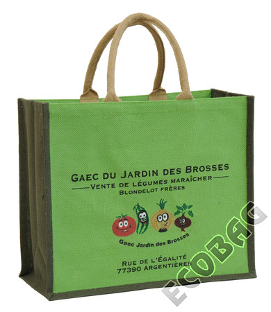 Sales of Sacs en jute Magasin Fruits et Légumes