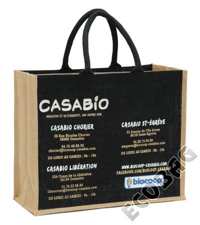 Sales of Sacs en jute Magasins Bio