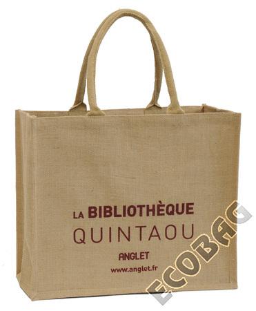Sales of Library jute bag