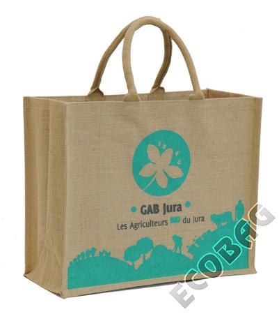 Sales of Sacs en jute Agriculteur Bio