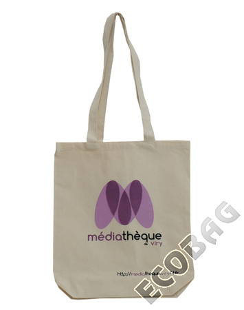 Sales of Libraries cotton bag