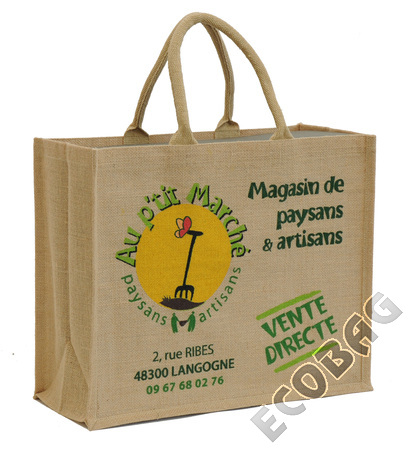 Sales of Sacs en jute Producteurs du Terroir