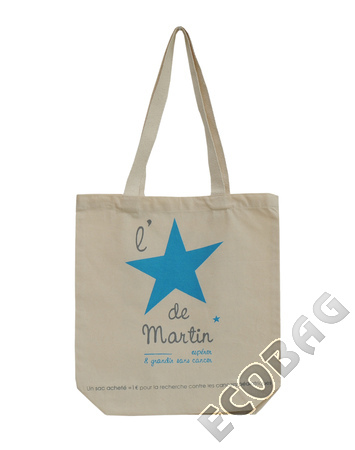 Sales of Grocery cotton totebag