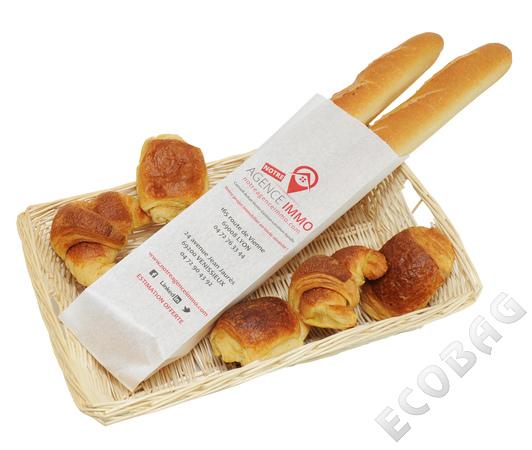 Vente de Sacs à pains personnalisés