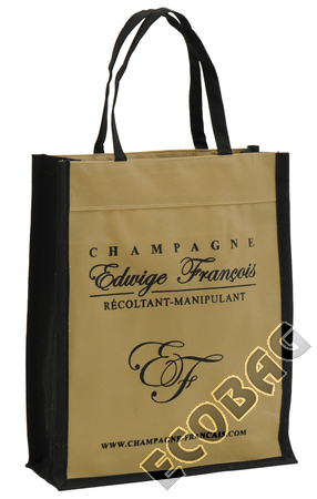 Sales of Non woven bag Bottles Champagne