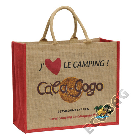 Sales of Jute bags for Campsite / Camping