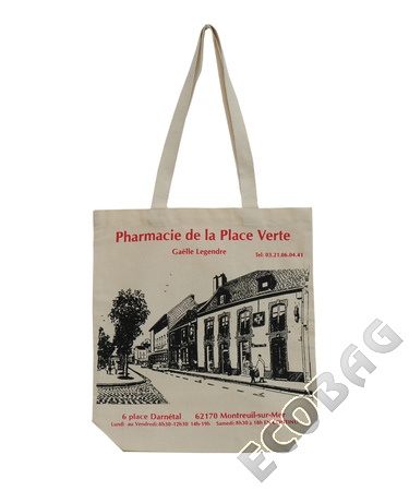 Sales of Pharmacy cotton bag