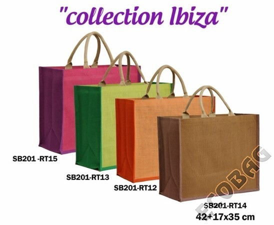 Vente de Sacs en jute collection IBIZA