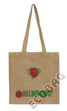 Sales of Sacs jute souple