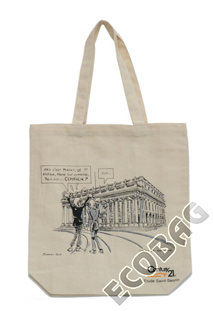 Sales of Agency cotton bag