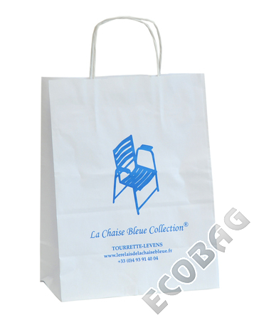 Sales of Kraft paper bags with LOGO